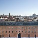 Madrid Destino Vista paranómica