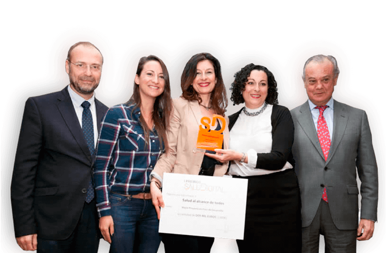 Premio Mejor proyecto Comunicados Globalpharma