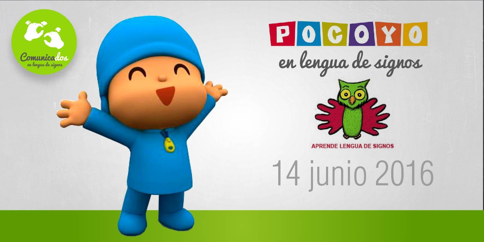 Aprenderenlenguasigno Noticia Pocoyo