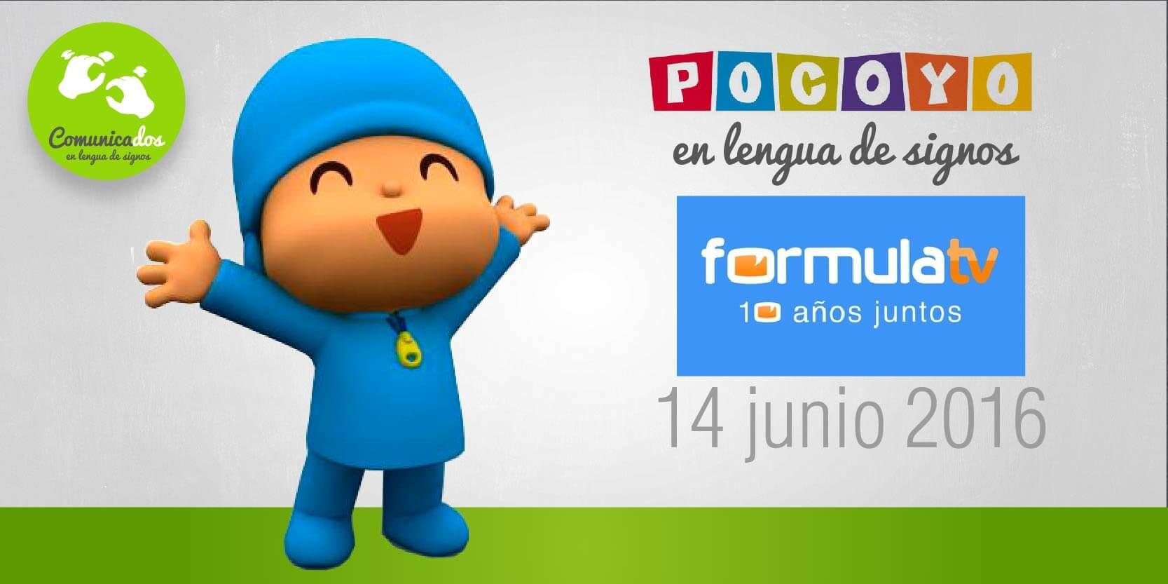 FormulaTv Noticias Pocoyo